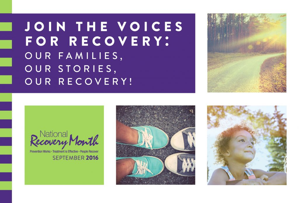 National Recovery Month at Choices