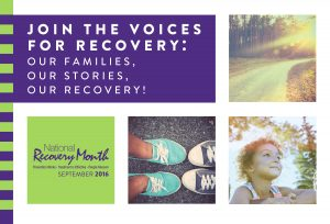 SAMHSA Recovery Month Banner Image