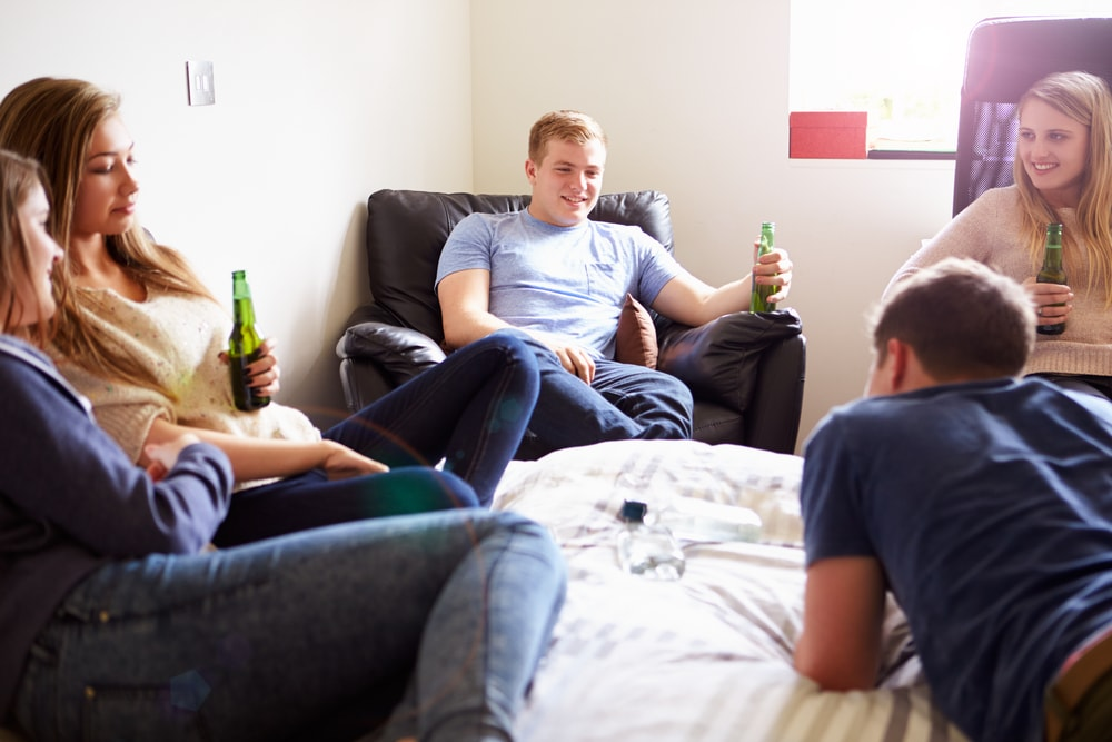 It Adult's Underage Affect - An Later Can Life Success In Drinking