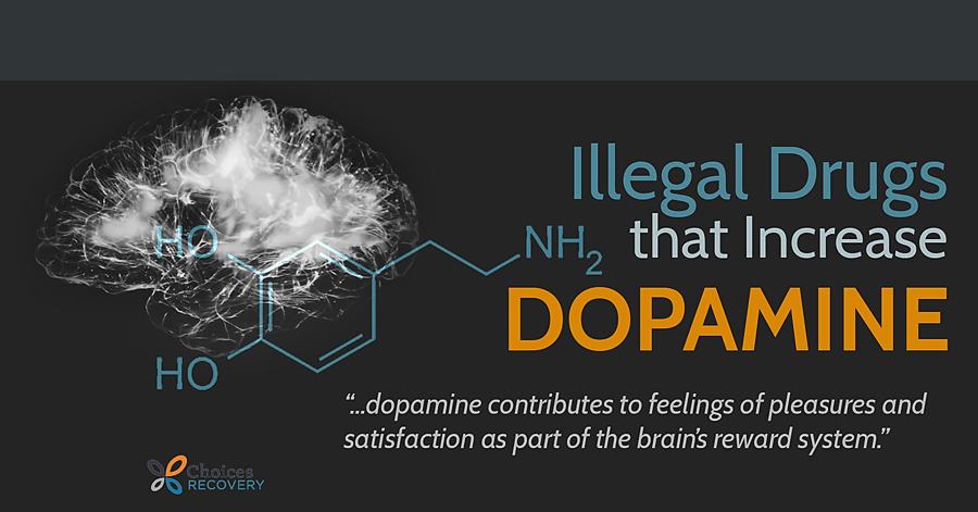 Drugs that Increase Dopamine Levels - Choices Recovery